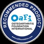 Artilane PRO, Uluslararası osteoartrit vakfı tarafından önerilmektedir
